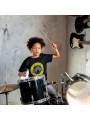 Guns 'n Roses t-shirt Enfant Bullet fotoshoot