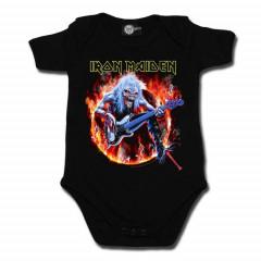 Iron Maiden body FLF é metal bodys Iron Maiden Metal-Kids