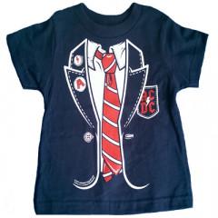 T-shirt Bébé AC/DC Red Tie