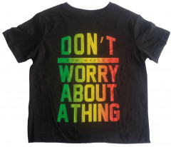 Bob Marley t-shirt Enfant Don't Worry About A Thing