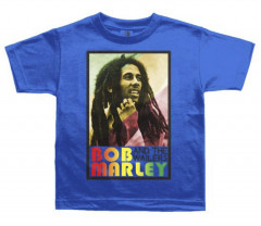 Bob Marley t-shirt Enfant Rasta