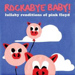 Rockabye Baby Pink Floyd CD Lullaby