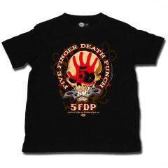Five Finger Death Punch t-shirt Enfant Metal-Kids