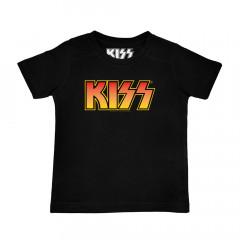 Kiss t-shirt Enfant Logo