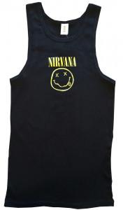 Nirvana Chemise Enfant Smiley