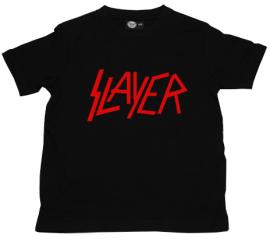 Slayer t-shirt Enfant Logo Red Metal-Kids