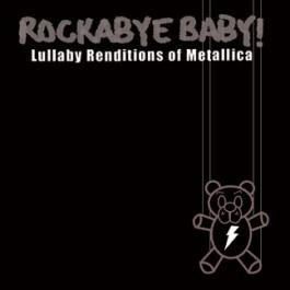 Rockabye Baby Metallica CD Lullaby