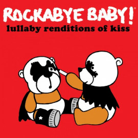 Rockabye Baby Kiss CD Lullaby
