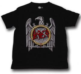 Slayer Kids T-shirt Silver Eagle (Clothing)