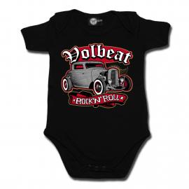 Volbeat Bébé body Rock 'n Roll Metal-Kids