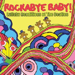 Rockabye Baby the Beatles CD Lullaby