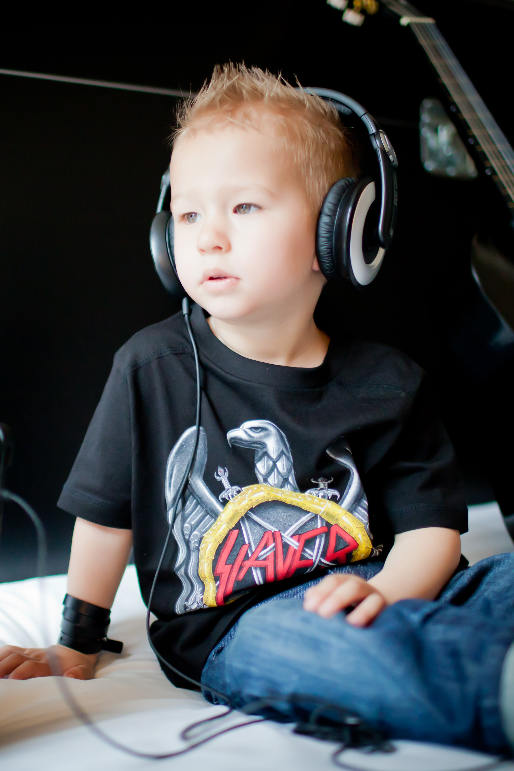 Slayer enfant merchandise Silver Eagle