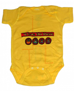 Beatles body Bébé Yellow Submarine