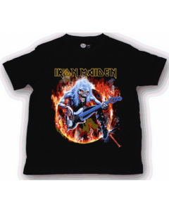 Iron Maiden t-shirt Enfant FLF Metal-Kids