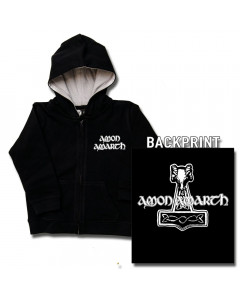 Amon Amarth Thor's Hammer Sweat Bébé (Print On Demand)