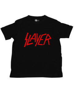 Slayer t-shirt Enfant Logo Red Metal-Kids