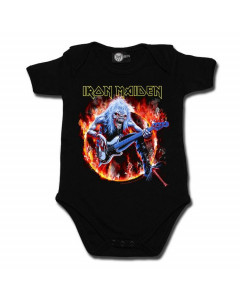 Iron Maiden body FLF é metal bodys Iron Maiden Metal-Kids