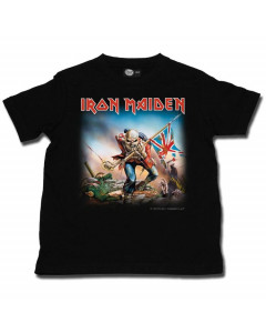 Iron Maiden t-shirt Enfant Trooper Metal-Kids