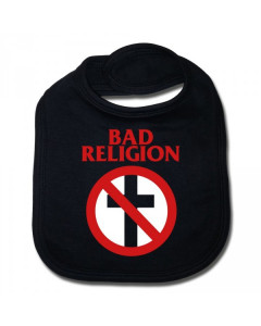 Bad Religion Bébé bavoir Cross Cotton