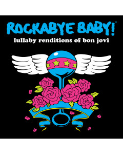Rockabye Baby Bon Jovi CD Lullaby