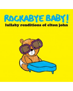 Rockabye Baby Elton John CD Lullaby