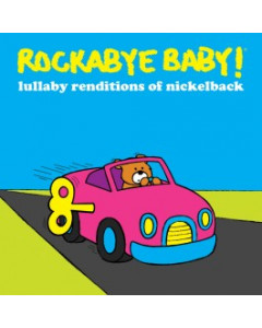 Rockabye Baby Nickelback CD Lullaby