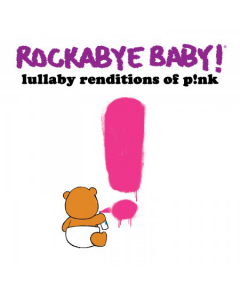 Rockabye Baby Pink CD Lullaby