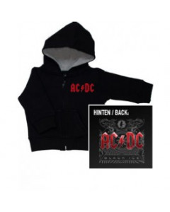 AC/DC Black Ice Sweat enfant Metal-Kids