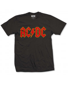 AC/DC t-shirt Enfant yellow