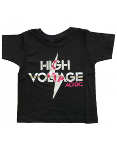 T-SHIRT AC/DC Enfant High Voltage AC/DC