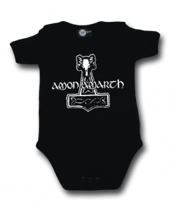 Amon Amarth body Bébé Hammer of Thor Amon Amarth é METAL body Bébés