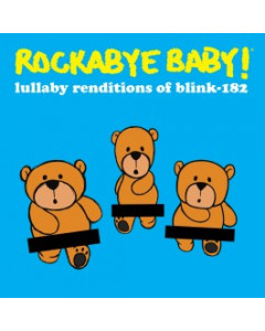 Rockabye Baby Blink-182 CD Lullaby