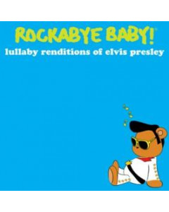 Rockabye Baby Elvis Presley CD Lullaby