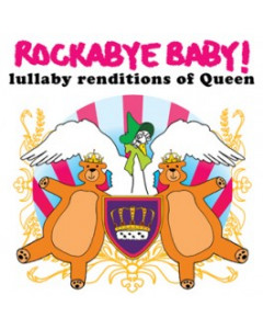 Rockabye Baby Queen CD Lullaby