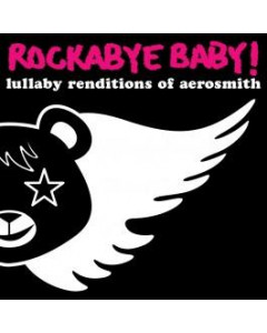 Rockabye Baby Aerosmith CD Lullaby