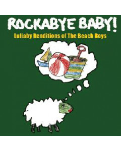 Rockabye Baby the Beach Boys CD Lullaby