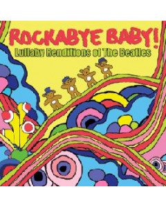 Rockabye Baby the Beatles CD Lullaby