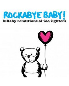 Rockabye Baby Foo Fighters CD Lullaby