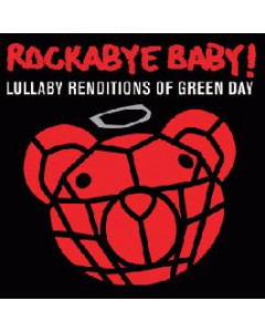 Rockabye Baby Green Day CD Lullaby