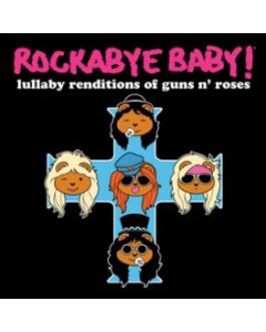 Rockabye Baby Guns 'N Roses CD Lullaby