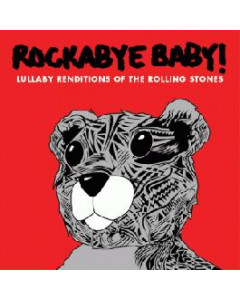 Rockabye Baby the Rolling Stones CD Lullaby