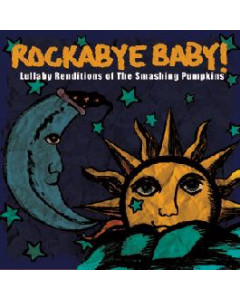 Rockabye Baby Smashing Pumpkins CD Lullaby