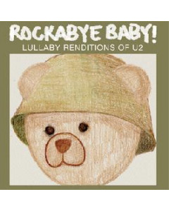 Rockabye Baby U2 CD Lullaby
