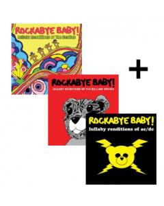 Set Cadeau Rockabye Bébé Classic Set