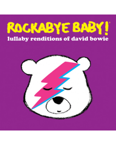 Rockabye Baby David Bowie CD Lullaby