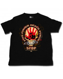 Five Finger Death Punch t-shirt Enfant Metal-Kids