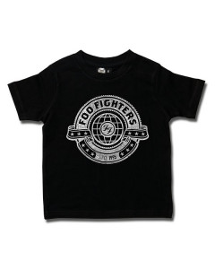 Foo Fighters t-shirt Enfant Metal-Kids