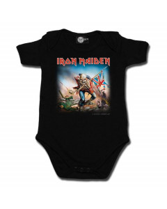 Iron Maiden body Bébé Trooper