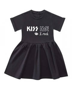 Kiss me I rock Robe Bébé