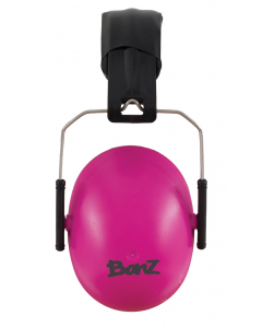 BabyBanz, protection auditive pour enfants Pink